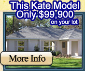 This Kate Model Only $99,000 on your lot
